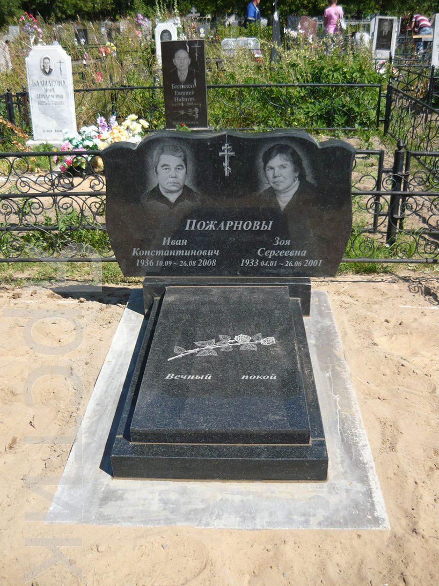 Памятники из гранита в ярославле без изготовление памятников приморский район